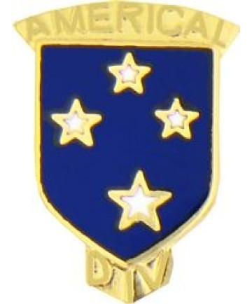 15207 - 23rd Infantry Division Americal Pin