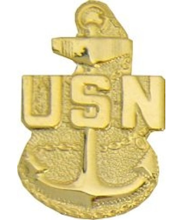 15235 - United States Navy Chief Petty Office (CPO) Pin