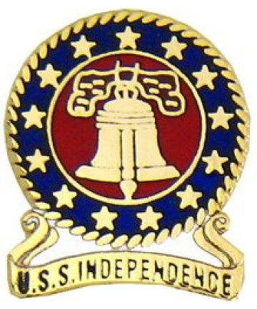 15236 - USS Independence Pin