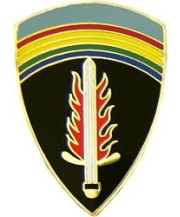 15332 - Supreme Headquarters Allied Expeditionary Force (SHAEF) Pin
