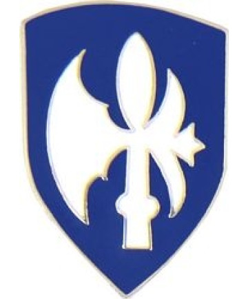 15390 - 65th Infantry Division Pin