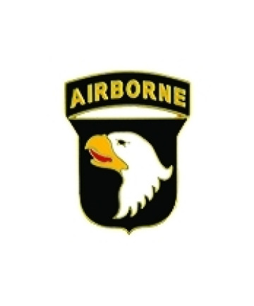 15508 - 101st Airborne Division Pin