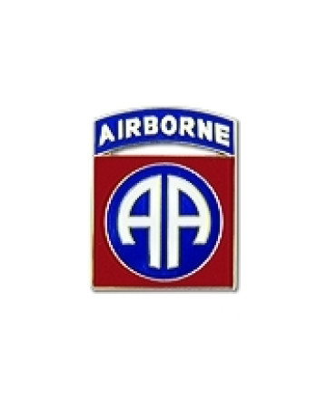 15509 - 82nd Airborne Division Pin