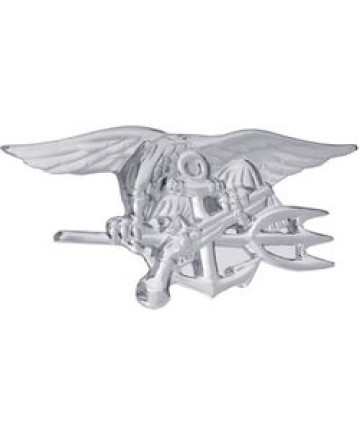 15669SI - US Navy Seal Insignia Pin