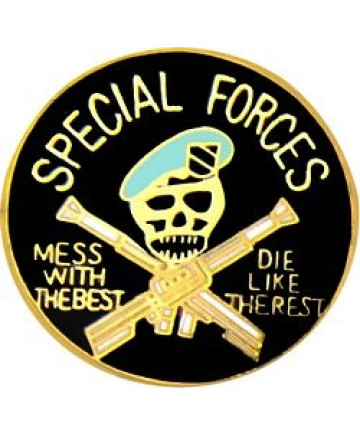 15703 - Special Forces Pin