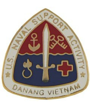 15732 - US Navy Da Nang Pin