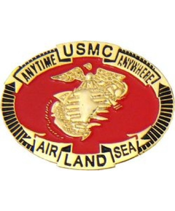 15782 - United States Marine Corps Air Land Sea Pin
