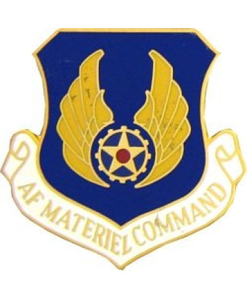 15826 - Air Force Materials Command (AFMC) Pin