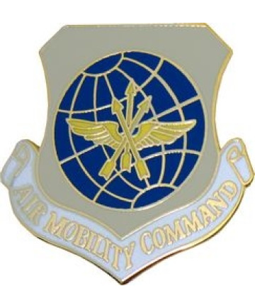 15827 - Air Mobility Command (AMC) Pin
