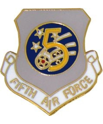15953 - 5th Air Force Pin