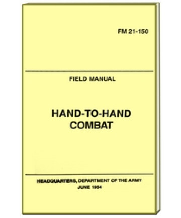 97127 - Hand to Hand Combat Military Manual
