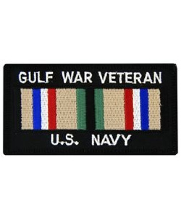 FL1493 - US Navy Gulf War Veteran Small Patch