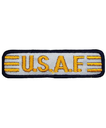 FLB1966 - U.S.A.F.  (REFLECTIVE) Patch