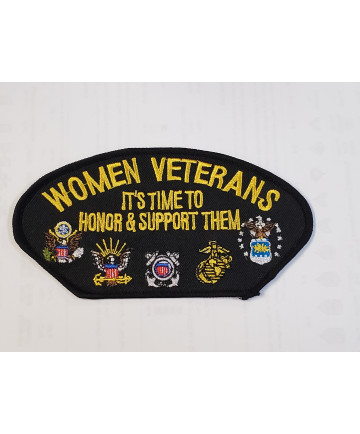 FLB1968 - Women Veterans Patch