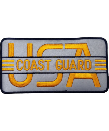 FLD1961 - USA - COAST GUARD  (REFLECTIVE)