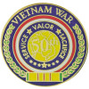 13097 - 50TH ANNIVERSARY VIETNAM WAR 7/8""