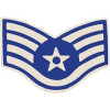 14338 - United States Air Force Staff Sergeant (SSgt/E-5) Pin