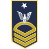 14400 - Senior Chief Petty Officer (SCPO/E-8) Sleeve Rank Insignia Pin