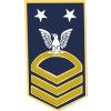 14401 - Master Chief Petty Officer (MCPO/ E-9) Sleeve Rank Insignia Pin