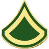 14424 - Army Private First Class E-3 (PFC) Pin
