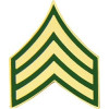 14426 - Army Sergeant E-5 (SGT) Pin