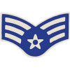14442 - United States Air Force Senror Airman (SrA/E-4) Pin
