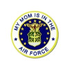 14622 - My United States Air Force Mom Emblem Pin