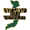 14641 - Vietnam Shaped Era Veteran Pin