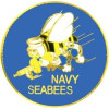 14736 - US Navy Seabees Insignia Pin