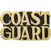 14775 - Coast Guard Script Pin