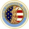14776 - Army National Guard Insignia Pin
