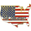 14884 - The Greatest United States Pin