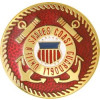 14905 - United States Coast Guard Insignia Pin
