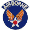 15376 - Airborne Army Air Corps Pin