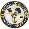 15422 - Naval Intelligence Spy Pin