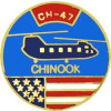 15624 - CH-47 Chinook Helicopter Pin