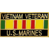 15630 - Vietnam Veteran United States Marine Corps with Ribbon Pin