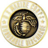 15723 - United States Marine Corps Honorable Discharge Insignia Pin