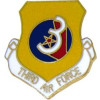 15951 - 3rd Air Force Pin