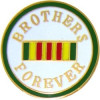 15972 - Brothers Forever Pin