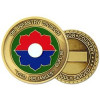 22304 - 9th Infantry Division Challenge Coin
