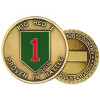 22311 - 1st Infantry Division Challenge Coin