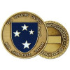 22312 - 23rd Division Americal Challenge Coin