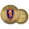 22319 - 1st Aviation Brigade Challenge Coin