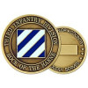 22347 - 3rd Infantry Division Challenge Coin