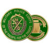 22349 - Military Police (MP) Challenge Coin
