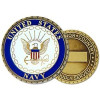 22353 - United States Navy Insignia Challenge Coin