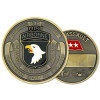 22359 - United States Army 101st Airborne Division Coin