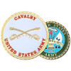 22366 - United States Army Cavalry Coin