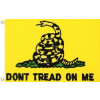 283009 - Gadsden Flag Large  3' x 5' ft